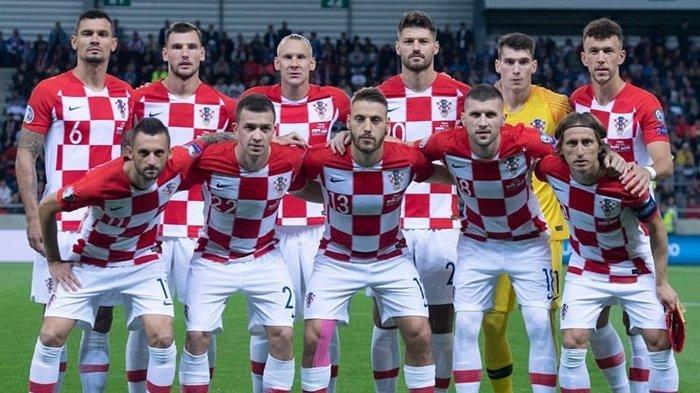 Tim Kroasia Terbaru