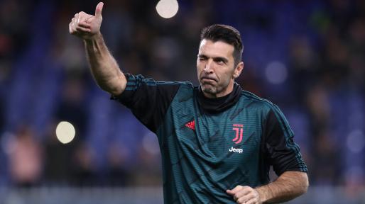 Biodata Lengkap Gianluigi Buffon